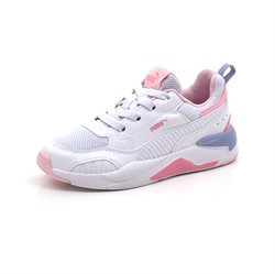 PUMA  X-Ray 2 Square sneaker pink/hvid
