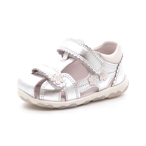 b4ab55554b29 Superfit Fanni sandal sølv