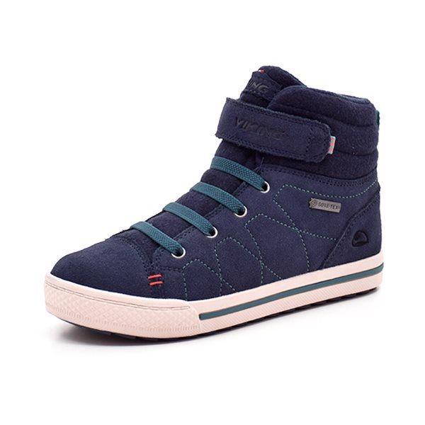 Viking Eagle vintersneaker navy