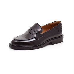 Billi Bi loafer blank sort