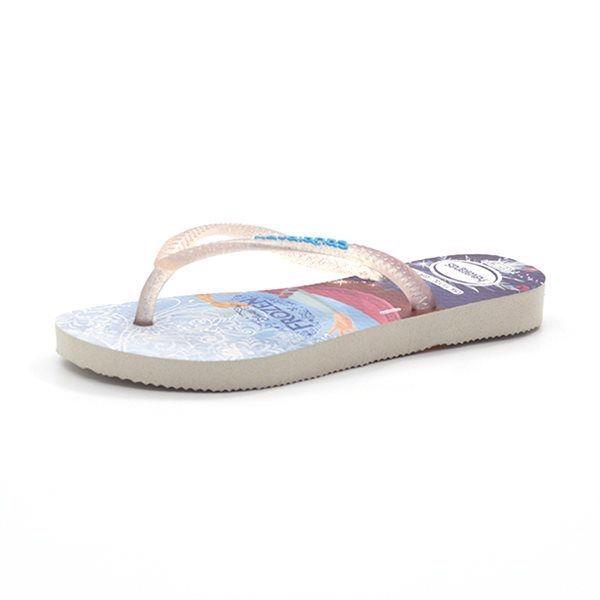 Havaianas Kids Slim Frozen Princess