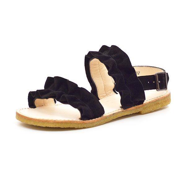 ea348969caca Angulus sandal flæse rem sort