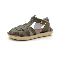 Salt-Water Shark sandal oliven