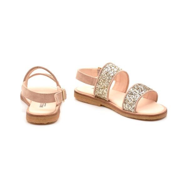 54531d9b410 Angulus sandal glimmer/champagne