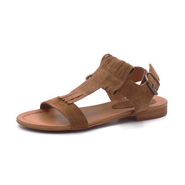 Sandaler flade