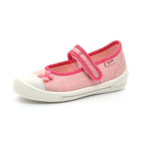 6a6372219baf SuperFit hjemmesko pink rosa glimmer