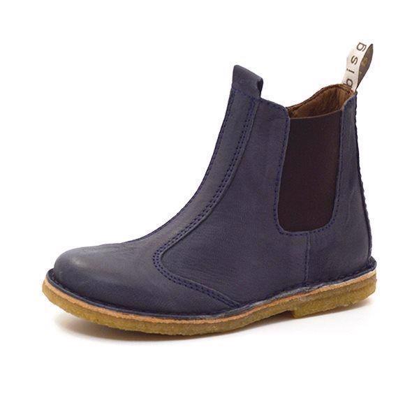a99aaff6e382 Bisgaard chelsea støvle blå