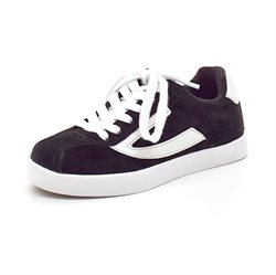Viking Retro Trim sneaker sort