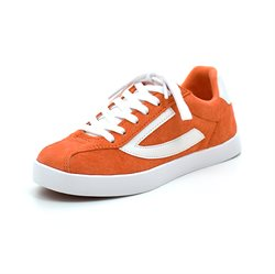 Viking Retro Trim sneaker orange