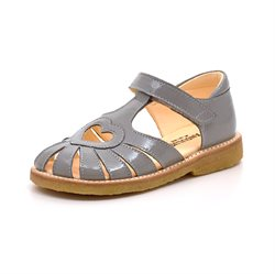 Angulus hjertesandal dusty mint