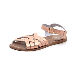 Salt-Water Retro sandal gylden/rose