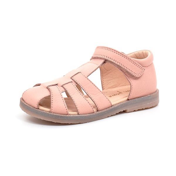 b320e63be21c Pom Pom lukket sandal rosa