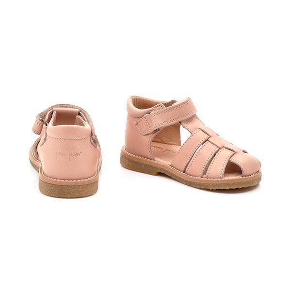 7620c16d96d2 Pom Pom sandal rosa