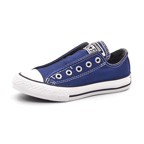 Converse CT Slip on blå