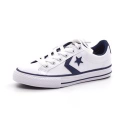 Converse Star Play OX hvid navy