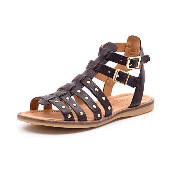 d72f6ebd091 Bisgaard gladiator sandal m.nitter sort