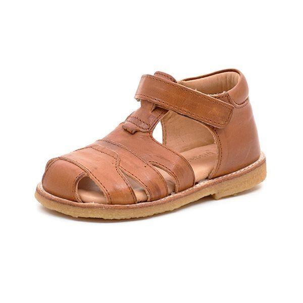 5893be71329d Bisgaard sandal cognac