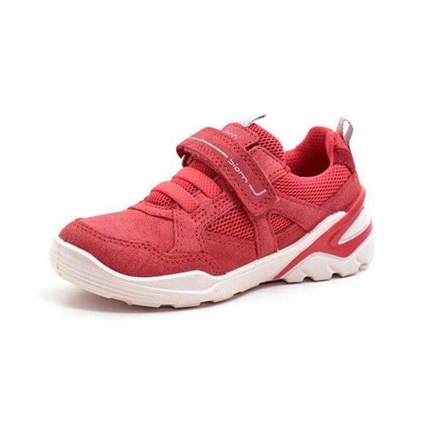 a1e7b6d3803a ECCO Biom Vojage sneaker rød