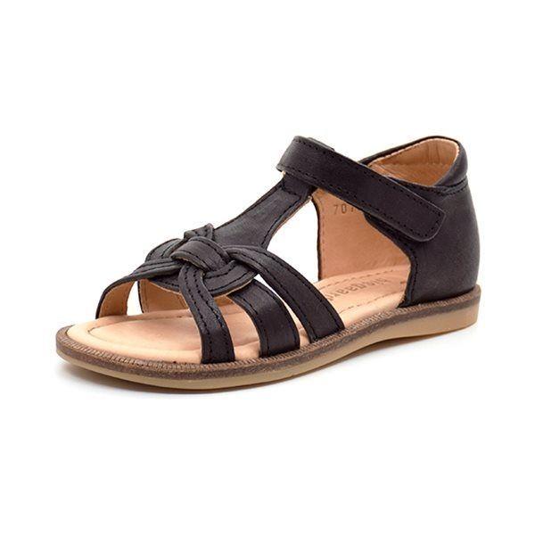 e68740bd5878 Bisgaard sandal sort