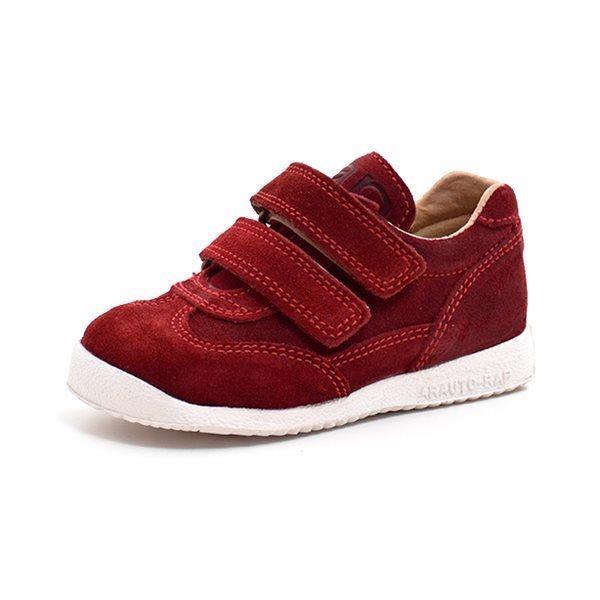 a6d5ef53d175 Arauto RAP ruskind sko rød (BRED)