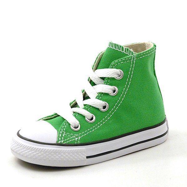 Converse All Star gr�n (str. 21-26)
