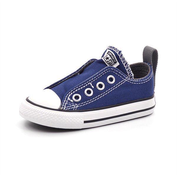 ebc46b6783b Converse All Star Slip on blå