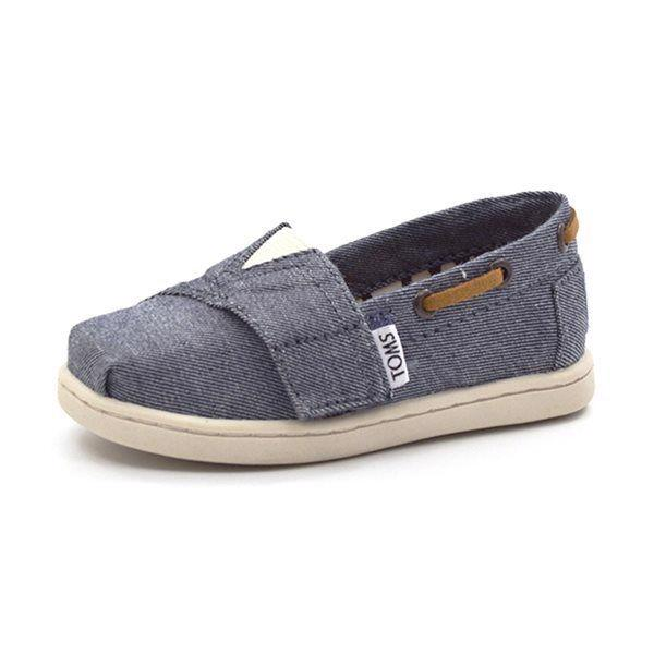 Toms Bimini Tiny chambray