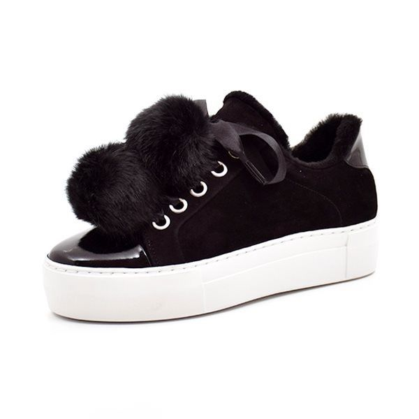 sneakers med foer