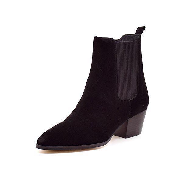 f29d22e70f7 Kæmpe udvalg af støvler med hæl til kvinder