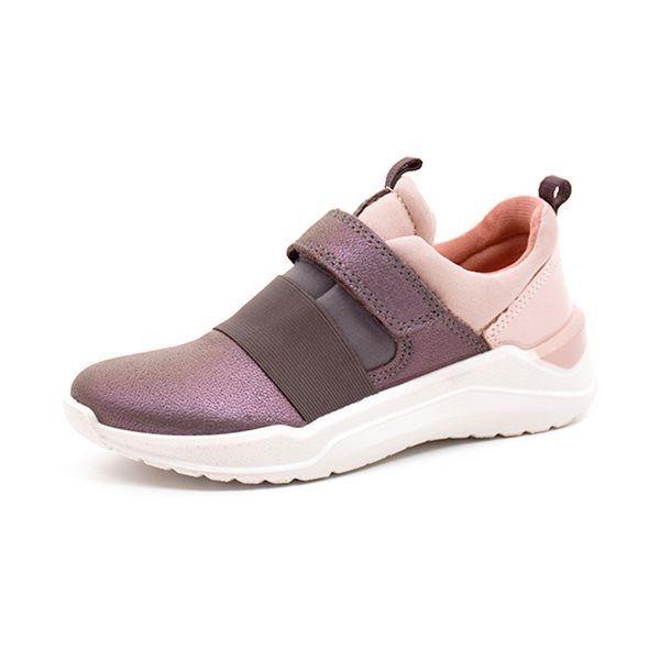 166146a080c ECCO Intervene sneaker rosa/lys lilla