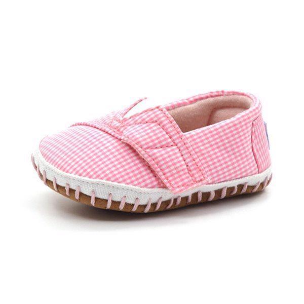 b9b75993 Toms Classic Grib Alpargata babysko pink
