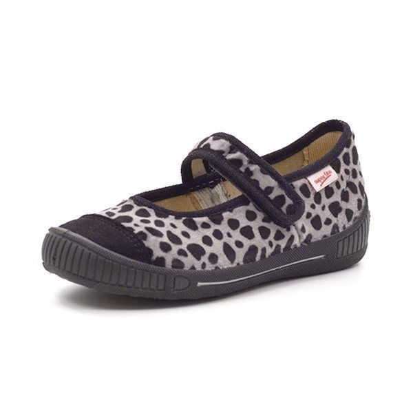 2741438d78ff SuperFit hjemmesko grå sort leopard