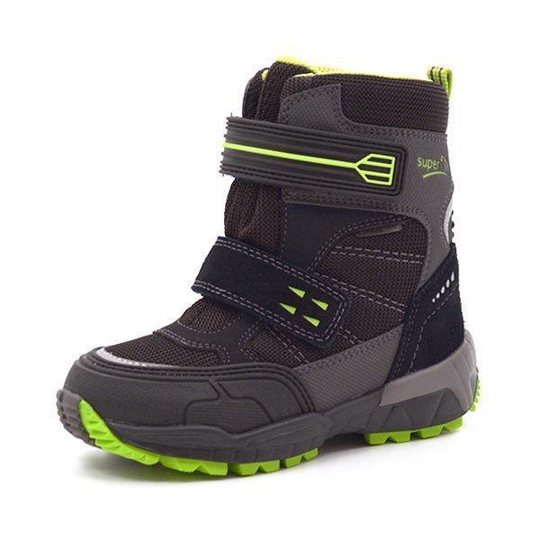 fdeaa33f3ee9 Superfit Culusuk GoreTex® støvle m. velcro sort