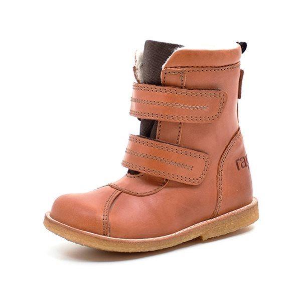 00c0fcf23fc3 Arauto RAP TEX-støvle m. velcro cognac (smal)