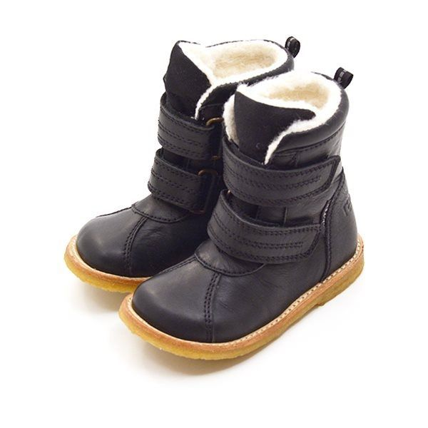 cc73fe00fbe - Arauto RAP TEX-støvle m. velcro sort (smal)