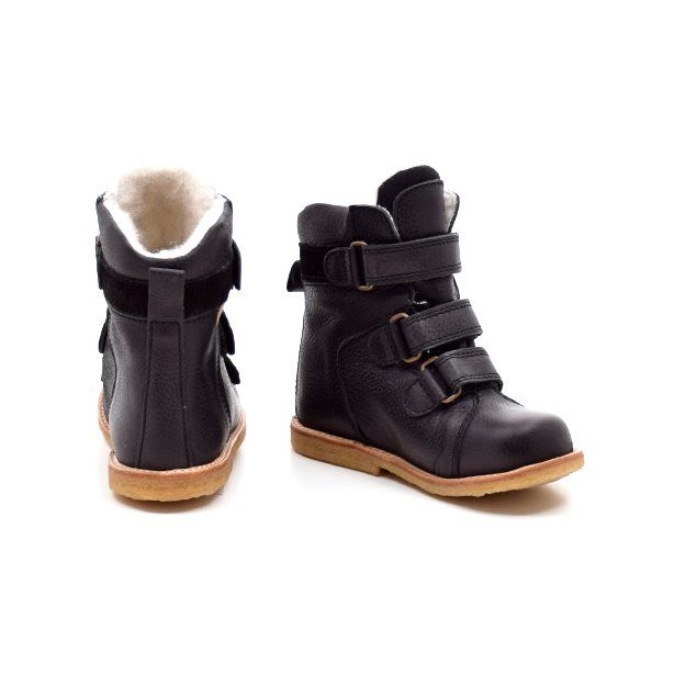 Arauto RAP TEX støvle sort (BRED)
