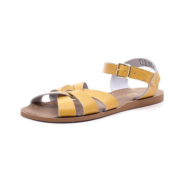 Salt-Water Original sandal senneps gul