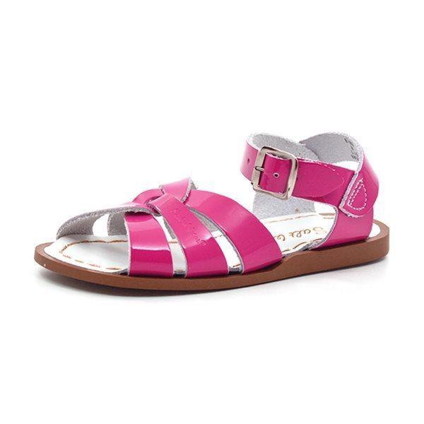 Salt-Water original sandal fuchsia