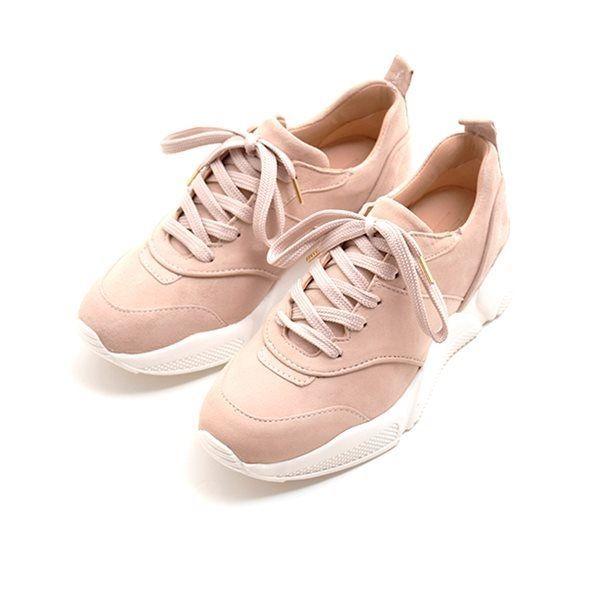 Billi Bi SPORT sneaker ruskind rosa