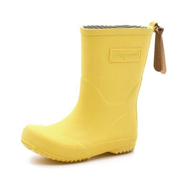Bisgaard Basic gummistøvle gul