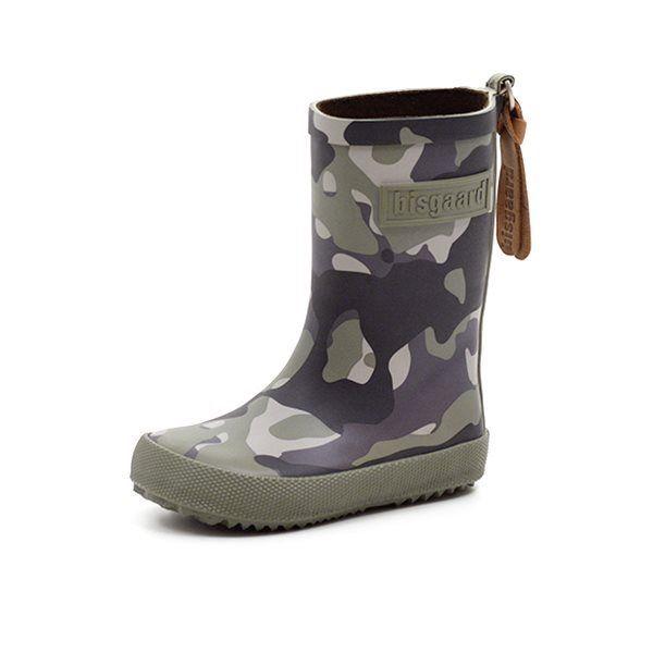 85d34f04725b Bisgaard gummistøvle camouflage