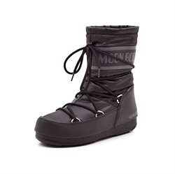 Moon Boot Mid Nylon sort