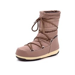 Moon Boot Mid Nylon latte