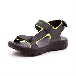 Skechers Boys on the go 400 sandal neon gul/sort/grå