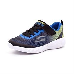 Skechers Boys go Run 600 sneaker gul/blå