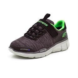 Skechers Boys Eaqualizer 3,0 waterproof grå/grøn
