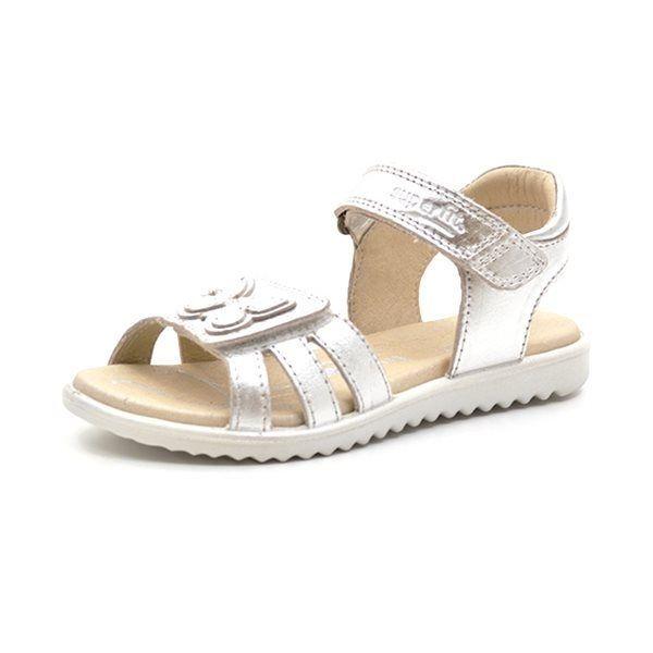 641468516120 SuperFit Maya sandal m. sommerfugl sølv