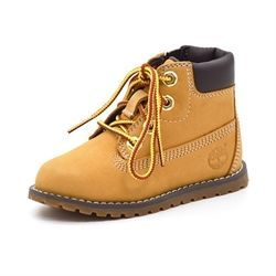 Timberland Pokey Pine boot m. snøre wheat