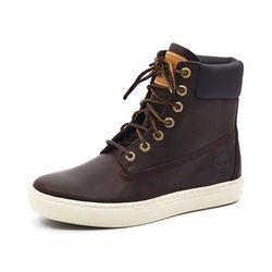 "Timberland ""New Market"" støvlet dark brown"