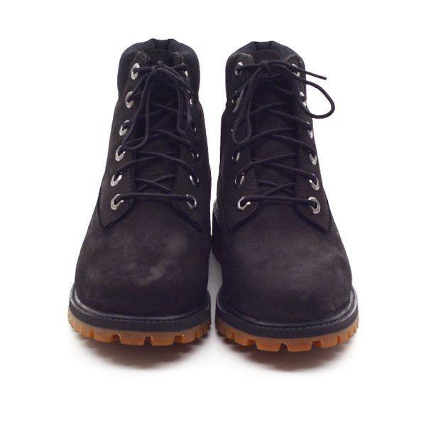 sort timberland støvler